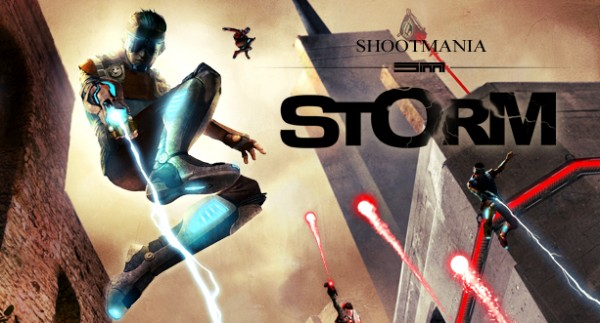 Ubisoft's shootmania Storm Video Game for the PC