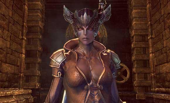Tera female character