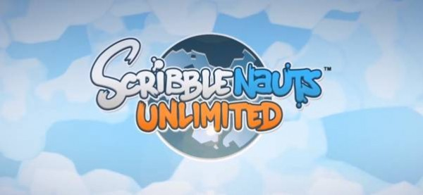 Scribblenauts Ultimate Title Screen