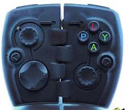 PhoneJoy Play - smartphone game controller button detail