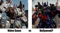 Popularity Contest - Video Games Versus Hollywood?