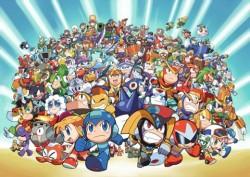 rushing game characters