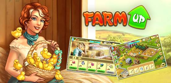 Farm Up tasks GUI