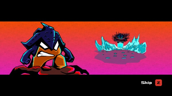 Fenix Rage cutscene