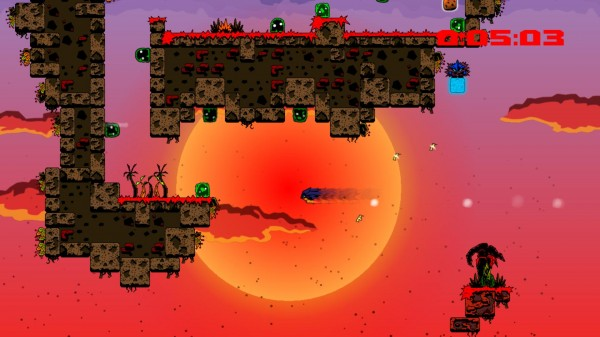 Fenix Rage level design